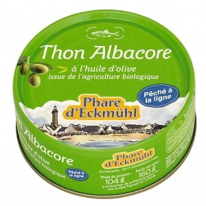 thon-albacore-huile-olive-160g