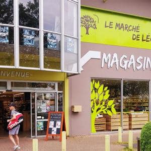Magasin bio Saint-Benoit