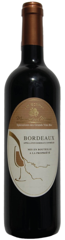 Vin bio grand monteil rouge
